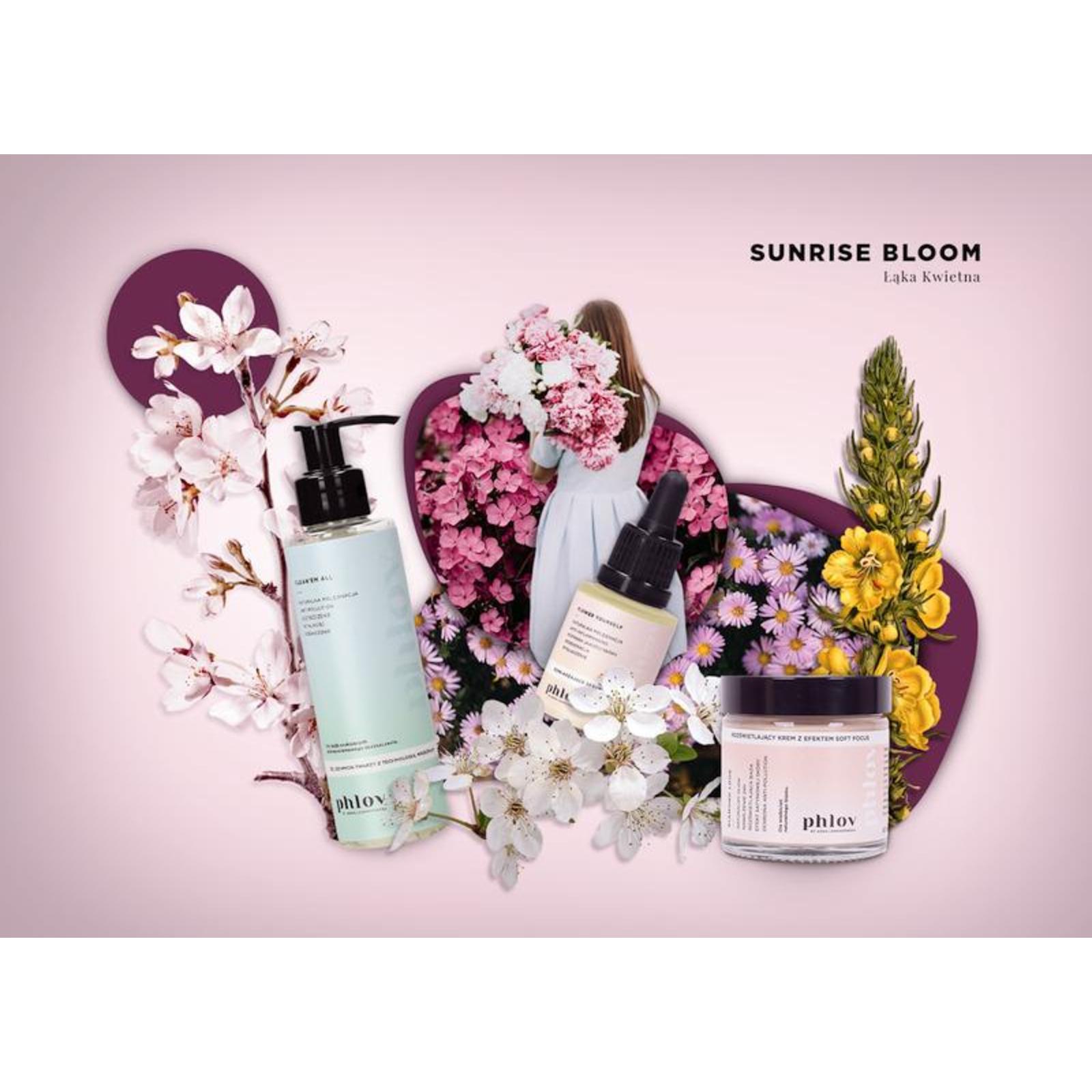 Moc kwiatów – zestaw do porannej pielęgnacji - Łąka Kwietna – SUNRISE BLOOM