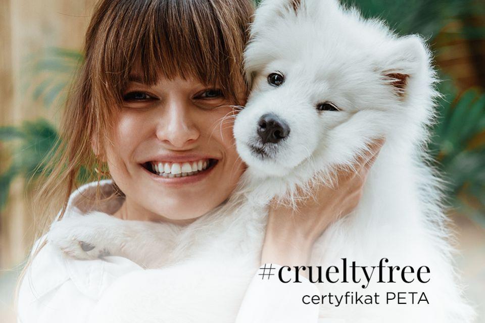 Kosmetyki PHLOV z logo PETA!